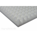 Pyramidenschaumstoff Grossformat  Basotect®  7cm