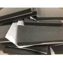 Restposten PU-Schaum-flach Top-Phon® selbstkl. 2,5 cm unbesäumt