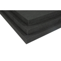 Top-Phon® Polyesterfasermatten ( deep black ) 4 cm - 100% PET