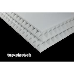 Pyramidenschaumstoff Top-Phon®  Basotect®  5cm