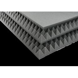 Pyramidenschaumstoff Top-Phon® 7 cm