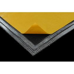 Kunststoff Entdröhnfolie Top-Phon® selbstklebend 2,5 mm